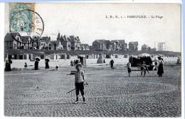 Le Touquet (Pas-de-Calais)   La Plage. - Le Touquet