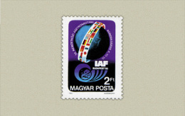 Hungary 1983. Astronautic Congess Stamp MNH (**) Michel: 3643 / 0.50 EUR - Ungarn