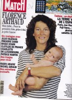 Paris Match 2314 Francis Weber Balthus Florence Arthaud Gaza Arafat Terre Vue De L'espace Frederic Dard Soljenitsyne - People
