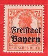 MiNr.139 Xx Altdeutschland Bayern - Bayern