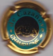 DE CAZANOVE FOND NOIR - Champagne