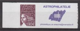 LE PLUS RARE des timbres modernes 1.90 Marianne Luquet dite du 14 juillet neuf 3729Ca YeT 15A Spink Adh�sif + vignette