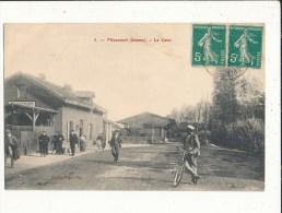 80 FLIXECOURT LA GARECPA BON ETAT - Flixecourt