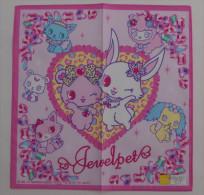 Jewelpet : Handkerchief - Merchandising