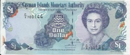 Cayman Islande1 Dollar 1984-89 - Billets