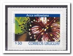 Uruguay 2000, Postfris MNH, Flowers - Uruguay