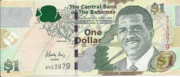 1 Dollars 2008 - Bahamas