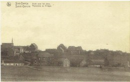 SAINT-GENOIS - SINT DENIJS - Zwevegem - Zicht Over Het Dorp - Panorama Du Village - Zwevegem