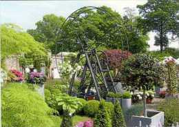 BEERVELDE - Destelbergen (O.Vl.) - Molen/moulin - Prentkaart Van De Pompmolen (tredmolen) In Het Kasteelpark - Destelbergen