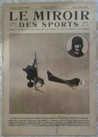Miroir Des Sports N° 118 5 Octobre 1922 Meeting Aviation Villesauvage (Loiret) Foot Anglais Oldham Chelsea - Bücher, Zeitschriften, Comics
