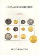 Josiane Védrines - Bernard Poindessault - Catalogue De La Vente Du 23 Juin 1993 - Français
