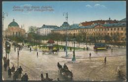 Polen - Lwów Lemberg  Ulica Karola Ludwika, Karl Ludwig Straße - Polen