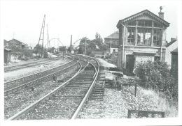 Rail: Block 2 Fontaine L'Evêque 1980 - Repro's