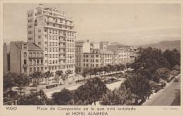 VIGO PLAZA DE COMPOSTELA HOTEL ALAMEDA - Espagne