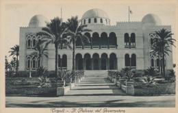 TRIPOLI IL PALAZZO DEL GOVERNATORE - Libya