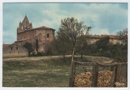"""31.162 VILLEFRANCHE DE LAURAGAIS - Edts Théojac - L'Eglise De Renneville & Son """" Clocher Mur """" (recto-verso) - France"""