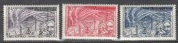 "Terres Australes  ""1957""  Scott No. 8-10  (N**)  Complet - Tierras Australes Y Antárticas Francesas (TAAF)"