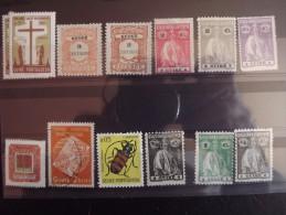 Lot N°1357 Lot De 13 Timbres Neuf** Et Oblitéré De La Guinée Portugaise - Lots & Kiloware (max. 999 Stück)