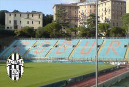 Stadium Artemio Franchi-Montepaschi Arena (Siena,Italia) Postcard - Size: 15x10 Cm. Aprox. - Fútbol