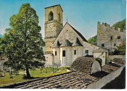 Kloster St. Johann In Mustair - Zwitserland
