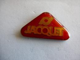 PINS ALIMENTATION JACQUET Pain De Mie Logo - Food