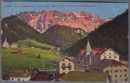 Trydent Bolzano Tiroler Dolomiten Grödnertal Wolkenstein B. Gröden M. Sellagr About  1910y. Hotel Osvald B526 - Bolzano (Bozen)