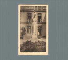 BELFORT.Statue De Miss CAVELL - Belfort - Ville