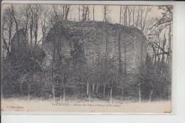 76 -  VATTEVILLE Le RUE -    Ruines Du Vieux Chateau.. - Ohne Zuordnung