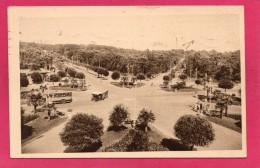 44 LOIRE-ATLANTIQUE  LA BAULE-les-PINS, Carrefour Des 7 Routes, 1940, Plage Des Palmiers, Animée, Transports - La Baule-Escoublac