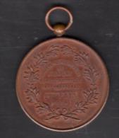 1904   Médaille 4° Prix De La Société Royale Hippique De Belgique, Léopold II - Unternehmen