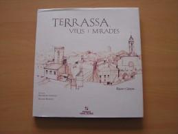 TERRASSA VEUS I MIRADES DESSINS DE ROBERT CABEZA Salvador Cardus - Architectuur En Tekening