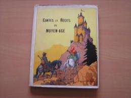Contes Et Récits Du MOYEN-AGE Daniel Girard - Books, Magazines, Comics