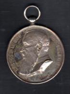 Médaille 2° Prix De La Société Royale Hippique De Belgique, Chevaux Reproducteurs - Unternehmen