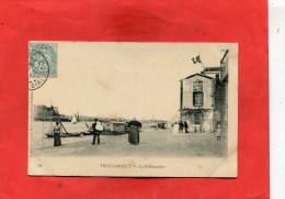 TRENTEMOULT / REZE /  ARDT NANTES   1905   LE DEBARCADERE   CIRC OUI EDIT - Other Municipalities