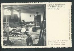 Chênée - Lez -Liège.  Institut Pensionnat Ste Thérese D'Avila. Lot De 4 Cartes. - Liege