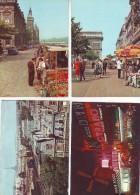 LOT DE 45 CARTES . PARIS . COULEURS ET LUMIERES DE FRANCE . E. K. B. PRISE DE VUE YVON . EDITIONS D'ART 15 Rue MARTEL - 5 - 99 Karten