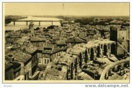 """13 ARLES Vue G'n'rale Les Arenes Et Le Rh""""ne - Arles"""