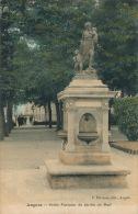 ANGERS - Petite Fontaine Du Jardin Du Mail - Angers