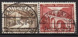 Deutsches Reich - W115 - 1936 - Michel N° W 115 - Se-Tenant