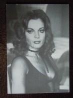 Romy Schneider , Cpm Noir Et Blanc - Acteurs