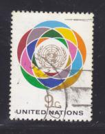 NATIONS UNIES NEW-YORK N°  271 ° Oblitéré, Used, TB  (D1436) - New-York - Siège De L'ONU