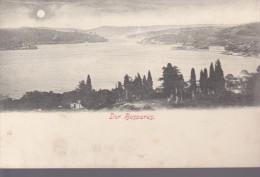 Türkei,  Der Bosporus, Mondscheinkarte - Turchia
