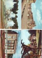 LOT DE 21 CARTES . CHATEAU DE VERSAILLES . COULEURS ET LUMIERES DE FRANCE . E. K. B.  EDITIONS D'ART 15 Rue MARTEL - Cartes Postales