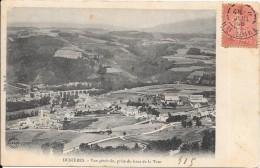 DUNIERES - 43 - Vue Générale Prise Du Haut De La Tour - RARE - ENCH175/VANH - - France