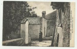 FONTECOLOMBO CAPPELLA DELLA MADDALENA 1927 VIAGGIATA FP - Rieti