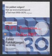 NETHERLANDS TPG - Pakketzegel  30 Kilo / Parcel Postage Stamps    POSTFRIS MNH ** - 1980-... (Beatrix)