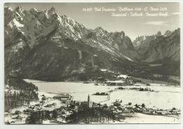 DOBBIACO C.NOVE PUSTERTAL TOBLACH NEUNER KOFL  VIAGGIATA FG - Bolzano (Bozen)