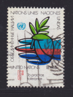 NATIONS UNIES NEW-YORK N°  296 ° Oblitéré, Used, TB  (D1446) - Oblitérés