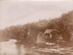 Photo Juin 1904 CROZANT - Une Vue, Un Moulin ?? (A131) - Crozant