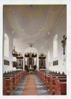 GERMANY - AK 256225 Hausen / Bad Kissingen - Kath. Pfarrkirche Hl. Kreuz - Bad Kissingen